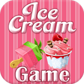 Ice Cream Game for Girls Free icon
