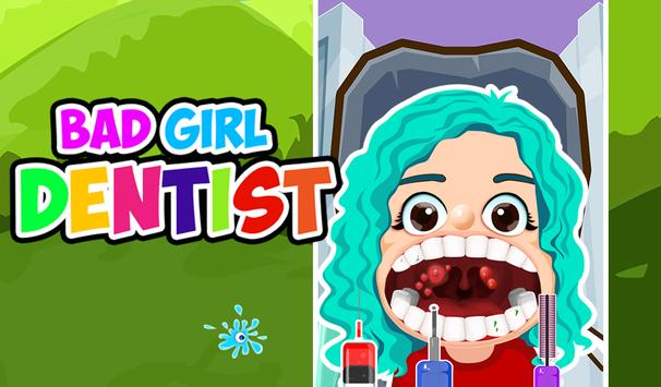 Bad Girl Dentist screenshot 1
