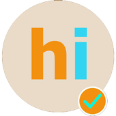 guide for Hitwe - meet people and chat icon