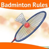 Badminton Rules icon