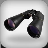 Digital Binoculars icon