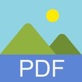 PDF 변환기 이미지 아이콘