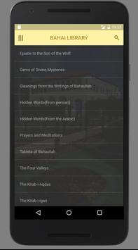 Baha'i Library(کتابخانه بهائی) screenshot 2