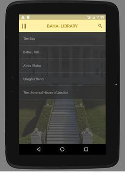Baha'i Library(کتابخانه بهائی) screenshot 7