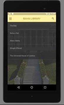 Baha'i Library(کتابخانه بهائی) screenshot 9