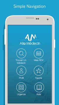Allo Médecin screenshot 1