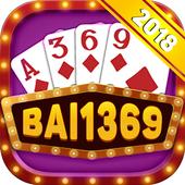 Game bài 1369 - Game bài đổi thưởng tự động 2018 icon