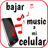 Bajar Musica A Mi Celular Gratis  y Facil icon