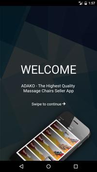 Adako poster