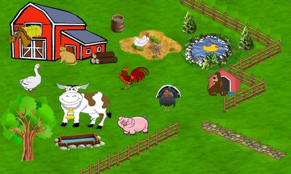 Animal Farm for Kids screenshot 1