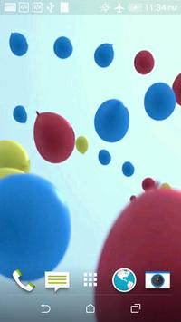 Balloons Live Wallpaper apk screenshot