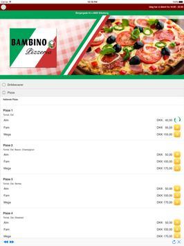 Bambino Pizza Silkeborg screenshot 4