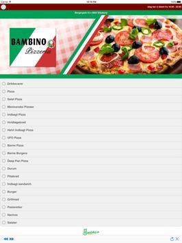 Bambino Pizza Silkeborg screenshot 6