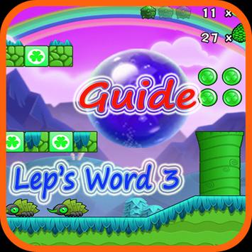 Guide Leps Word 3 poster