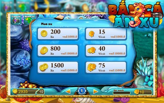 Ban Ca An Xu Offline apk screenshot