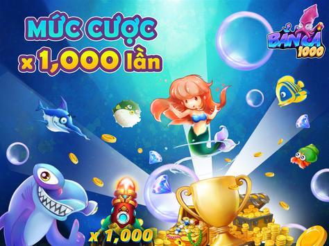 Bắn Cá 1000 screenshot 4