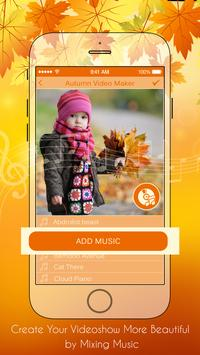 Autumn Slideshow With Music poster
