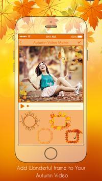 Autumn Slideshow With Music apk screenshot