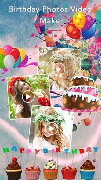 🎂🎂Happy Birthday Video Maker screenshot 3