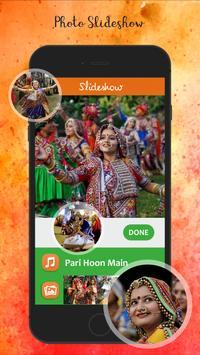 Navratri Slideshow Maker With Music screenshot 1