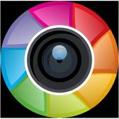 DSLR Camera: 5K Ultra HD icon