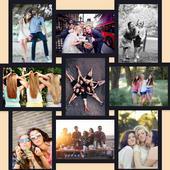 PhotoGrid Photo Mixer icon