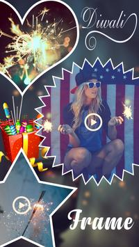 Diwali Video Maker With Music And Photos screenshot 4