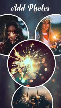 Diwali Video Maker With Music And Photos screenshot 2