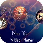Newyear 2018 Slideshow With Music icon