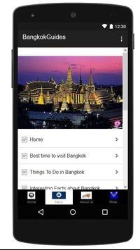 Bangkok Travel Guide apk screenshot