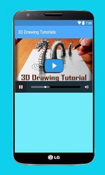3D Drawing Tutorials screenshot 2