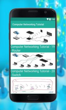 Computer Networking Tutorial screenshot 3