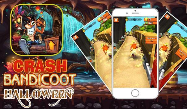 Bandicoot super halloween crazy screenshot 4