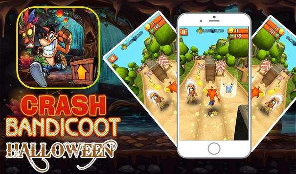 Bandicoot super halloween crazy screenshot 5