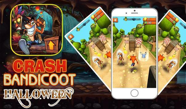 Bandicoot super halloween crazy screenshot 1
