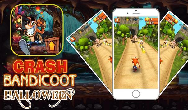 Bandicoot super halloween crazy screenshot 2