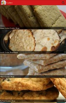 Crackers Recipe apk screenshot