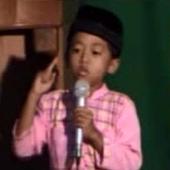 Pidato Anak TK II icon
