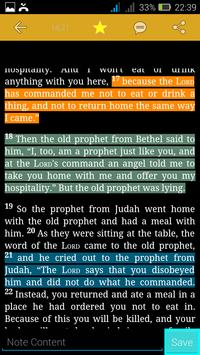 The Expanded Bible screenshot 1