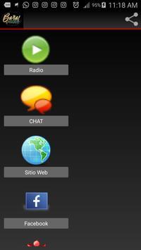 Bara' Radio screenshot 2