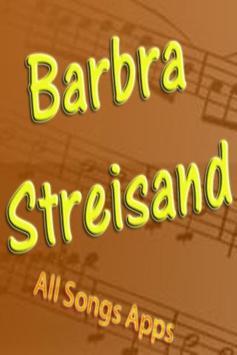 All Songs of Barbra Streisand poster