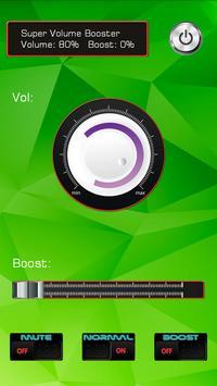 Super Volume Booster screenshot 2