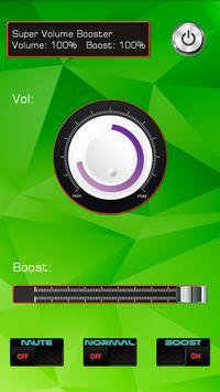 Super Volume Booster screenshot 3