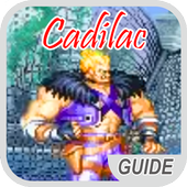 Guide for Cadillac Dinosaurs icon