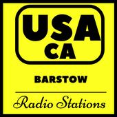 Barstow California USA Radio Stations online icon