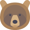 Bear VPN Browser - Simple and Fastest Browser VPN icon