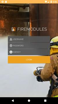 Fire Modules Mobile poster