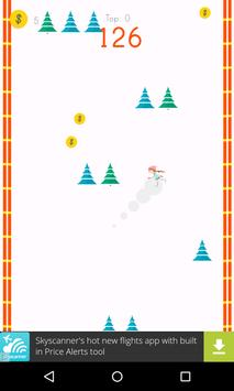 Downhill Ice Skate poster