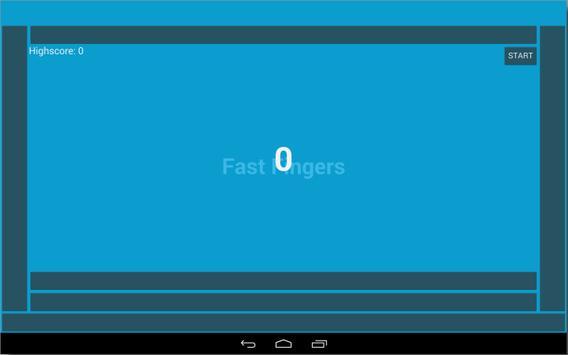 Fast Fingers screenshot 2