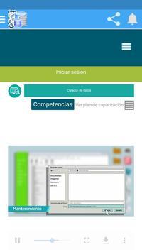 Administrador Base de datos apk screenshot